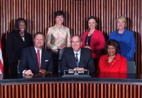 2011 to 2013 City Council