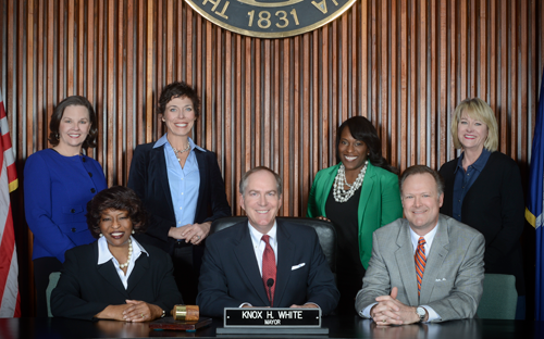 2013 to 2015 City Council